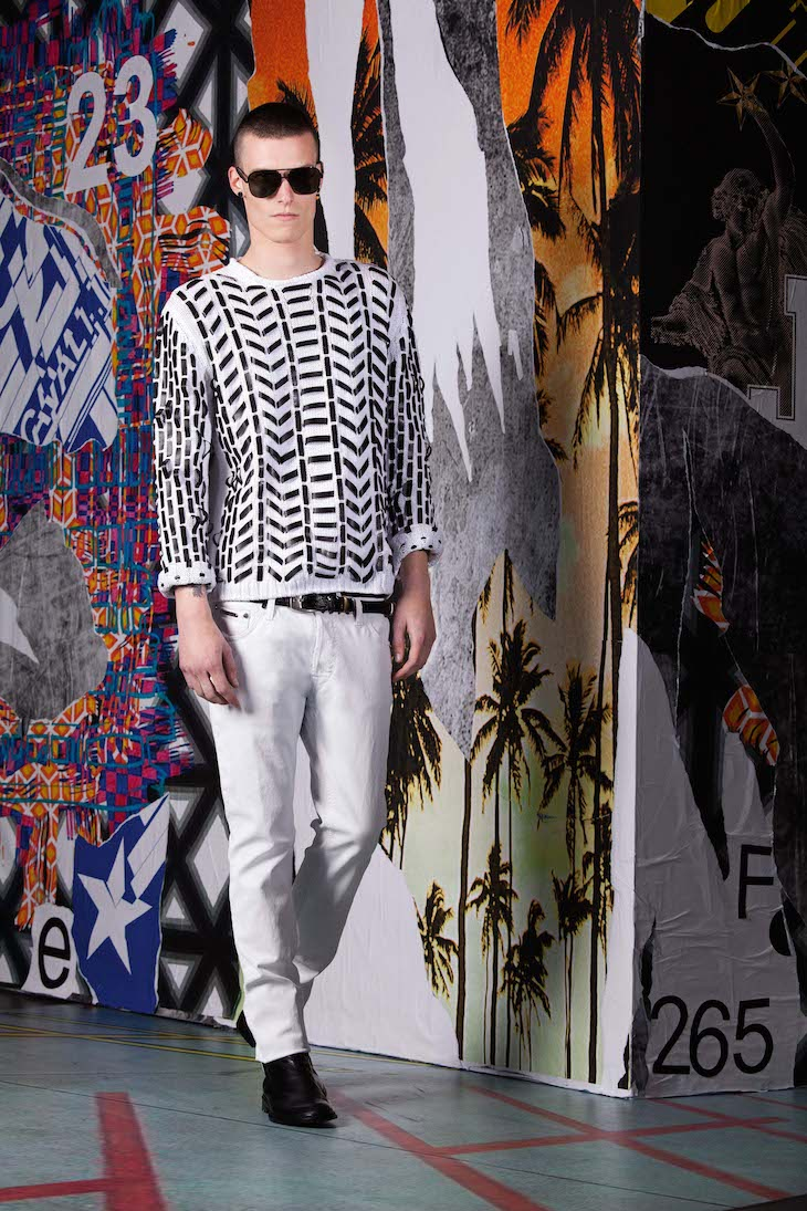 Just Cavalli Pre collection SS15 #24