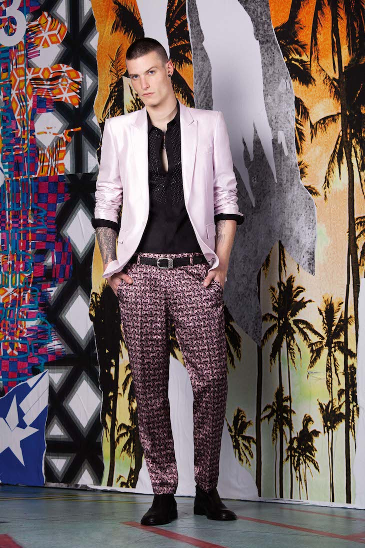 Just Cavalli Pre collection SS15 #31