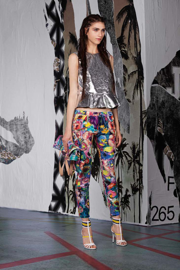 Just Cavalli Pre collection SS15 #8