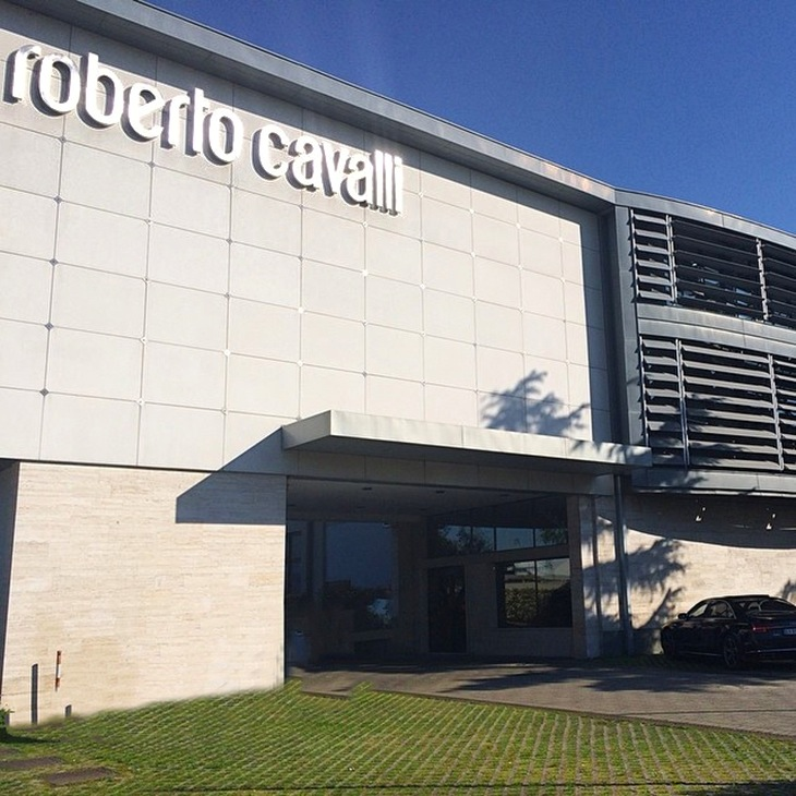Roberto Cavalli - Factory - Osmannoro