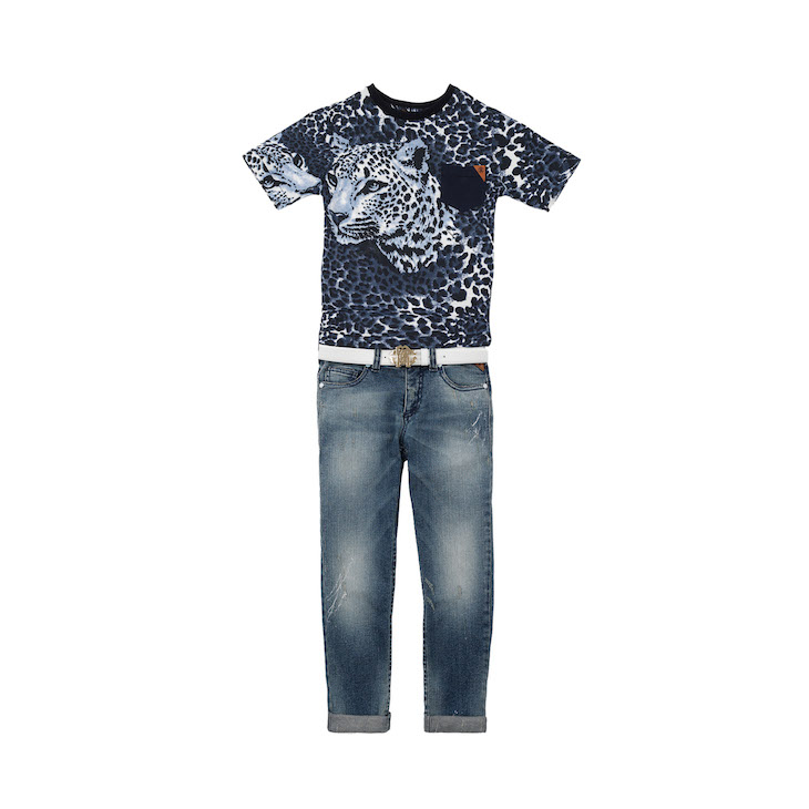 Roberto Cavalli Junior_boy SS 15 (1)