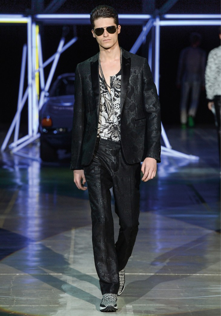 Roberto Cavalli Menswear SS 2015 (31)
