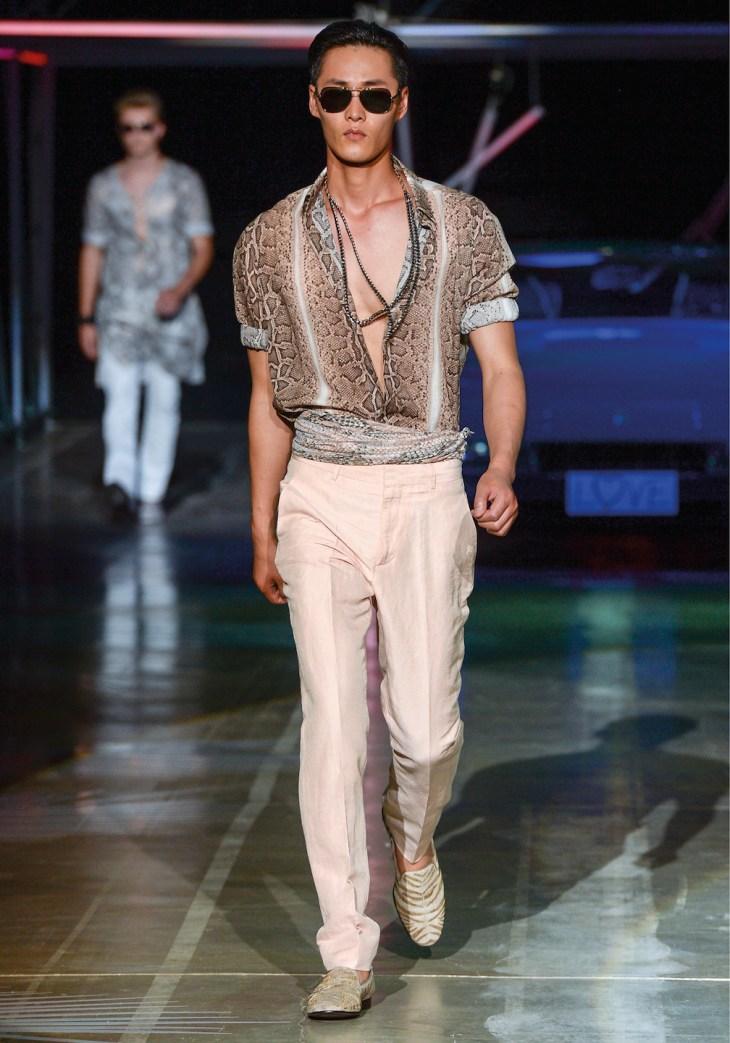 Roberto Cavalli Menswear SS 2015 (39)