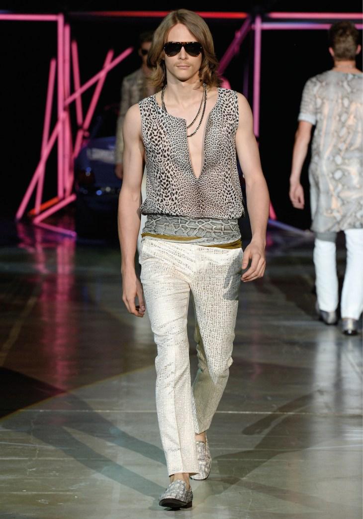 Roberto Cavalli Menswear SS 2015 (41)