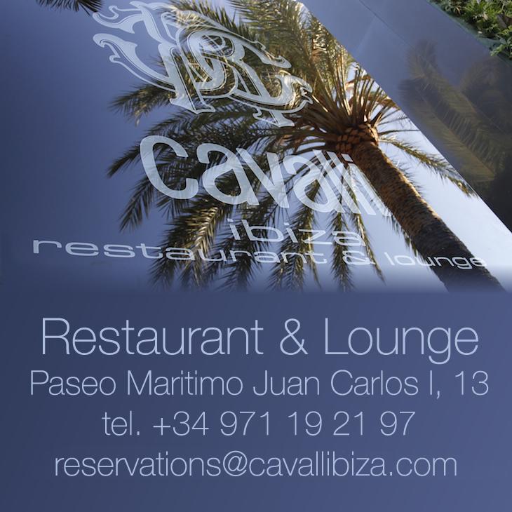 Cavalli Ibiza Restaurant & Lounge reservations