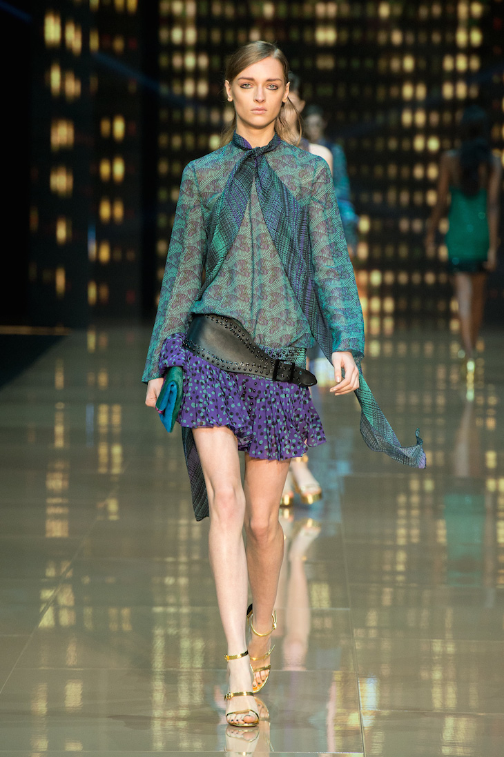 Just Cavalli SS 2015 Fashion Show (6)
