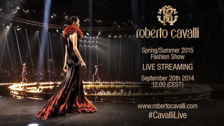 Roberto Cavalli streaming