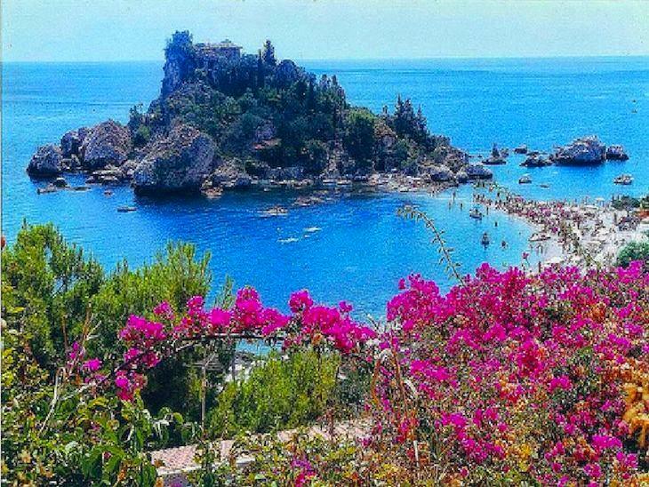 Taormina,Isolabella