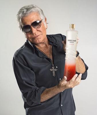 Roberto Cavalli Orange Vodka
