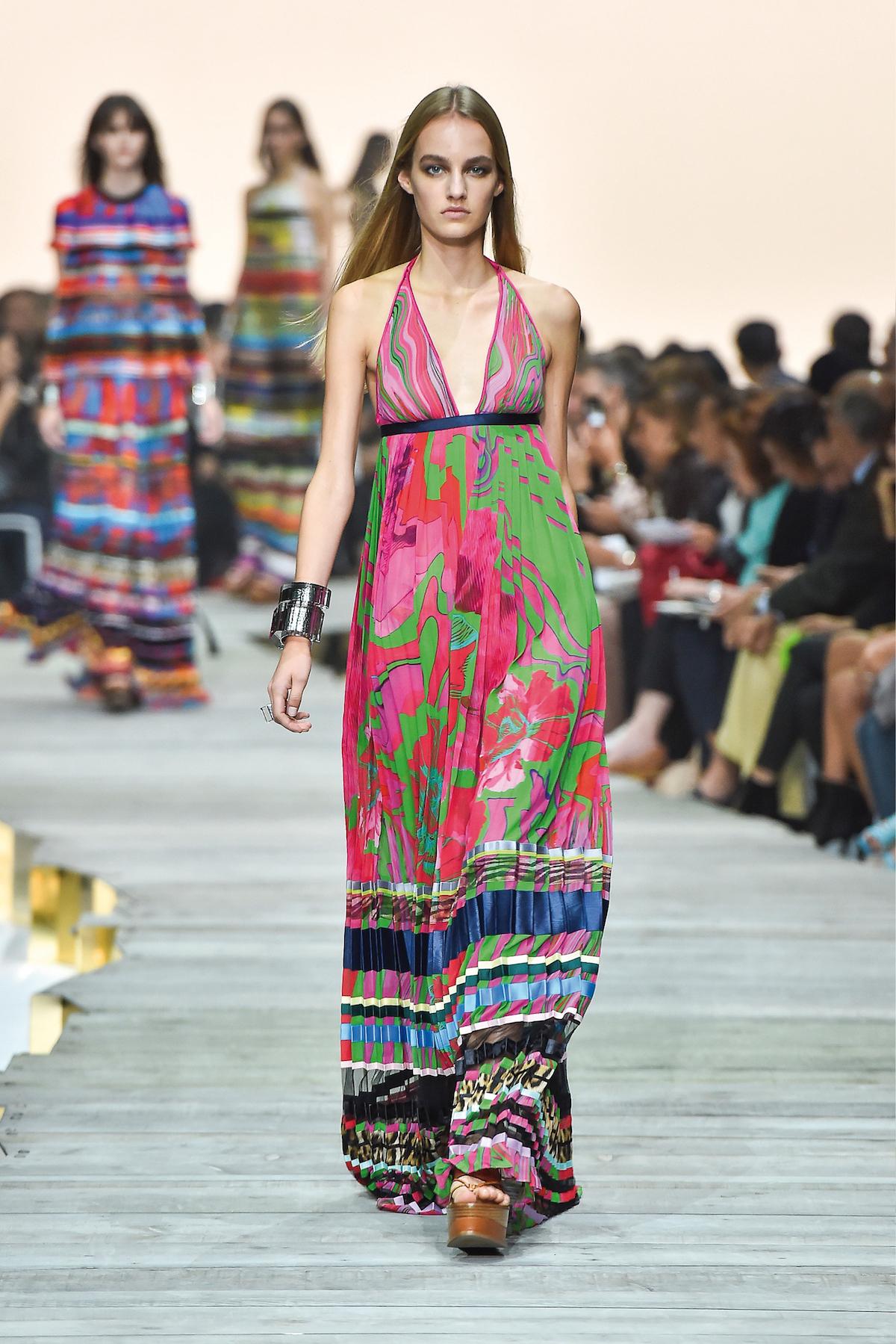 Roberto Cavalli SS 2015 Fashion Show (2)