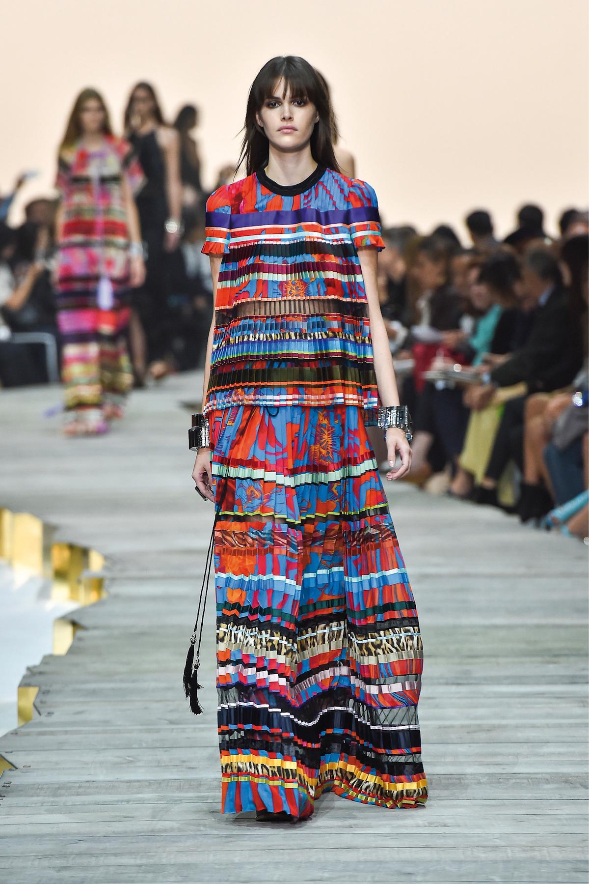 Roberto Cavalli SS 2015 Fashion Show (3)