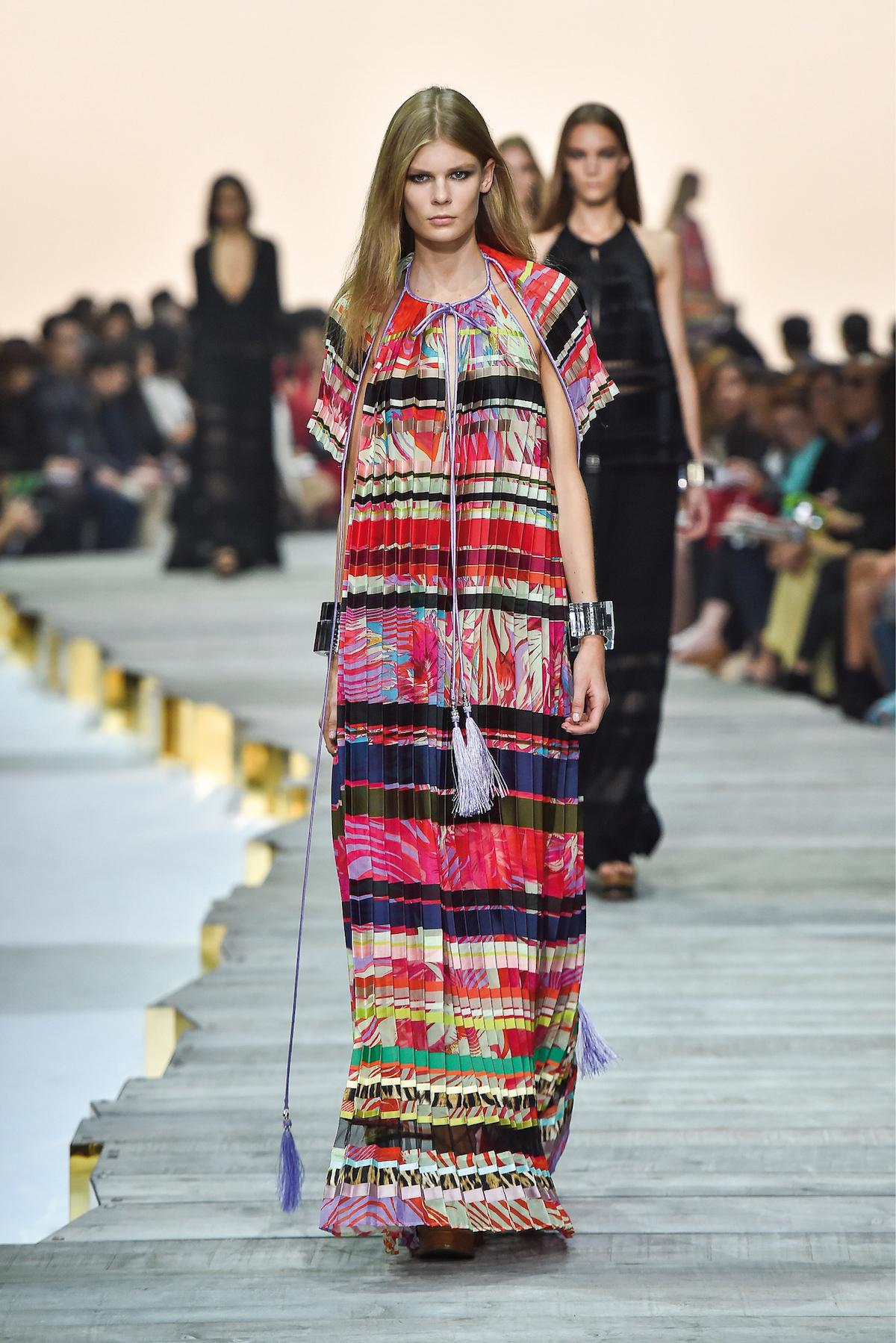 Roberto Cavalli SS 2015 Fashion Show (5)