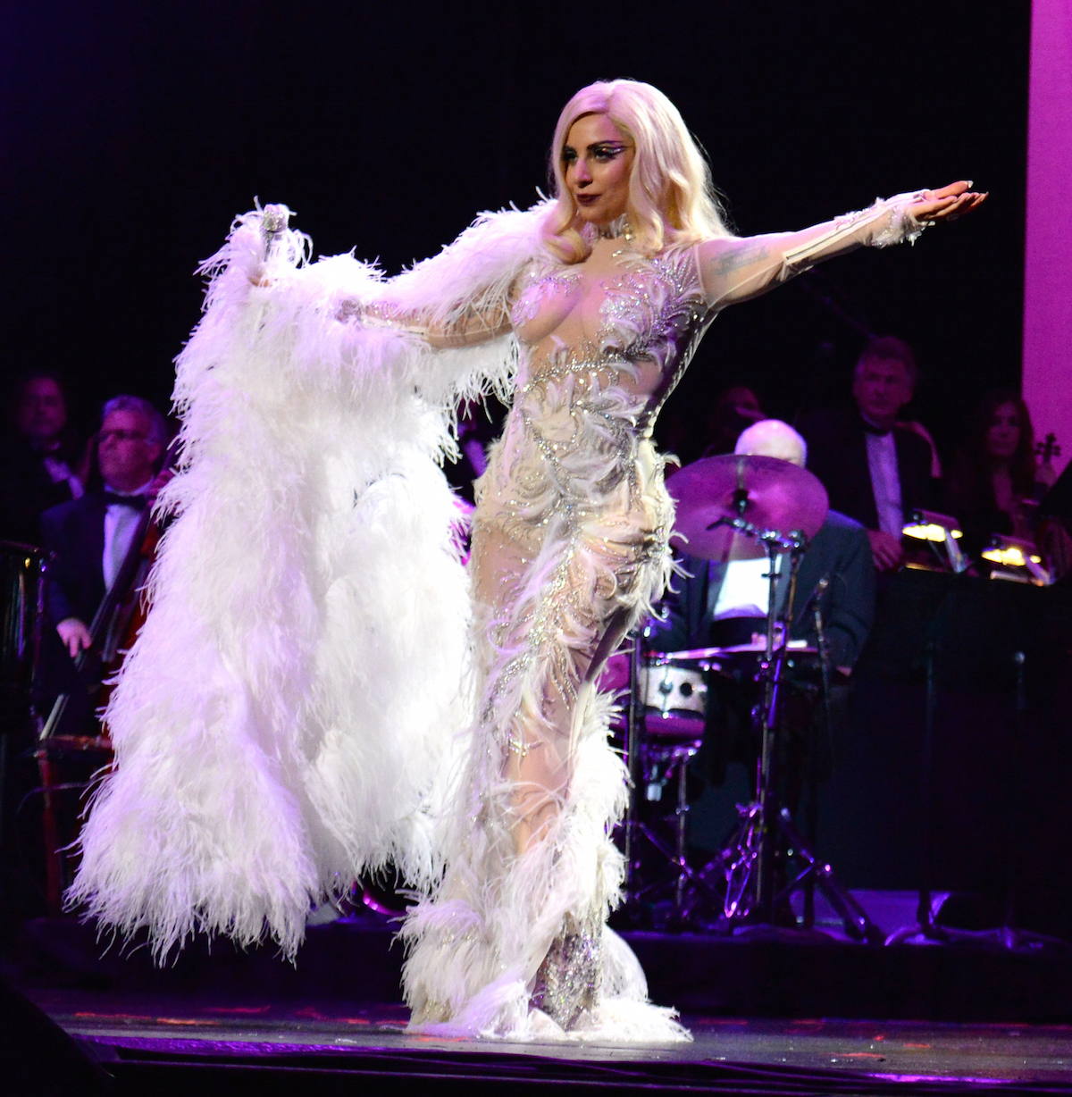 "Citi Presents Lady Gaga and Tony Bennett Performing in Support of Their Award Winning Album ""Cheek to Cheek"""