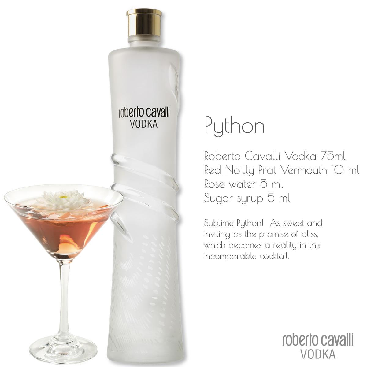 RCV Cocktail python