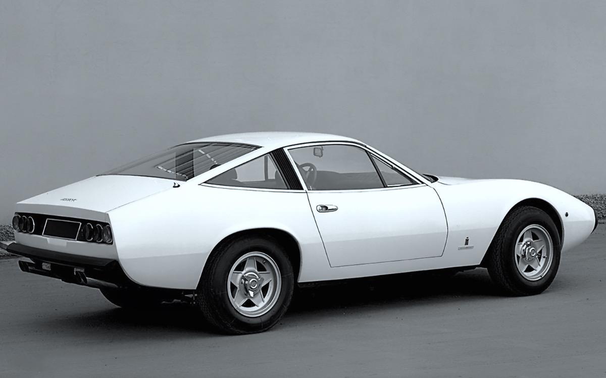 Ferrari_365 GTC/4  - 1970