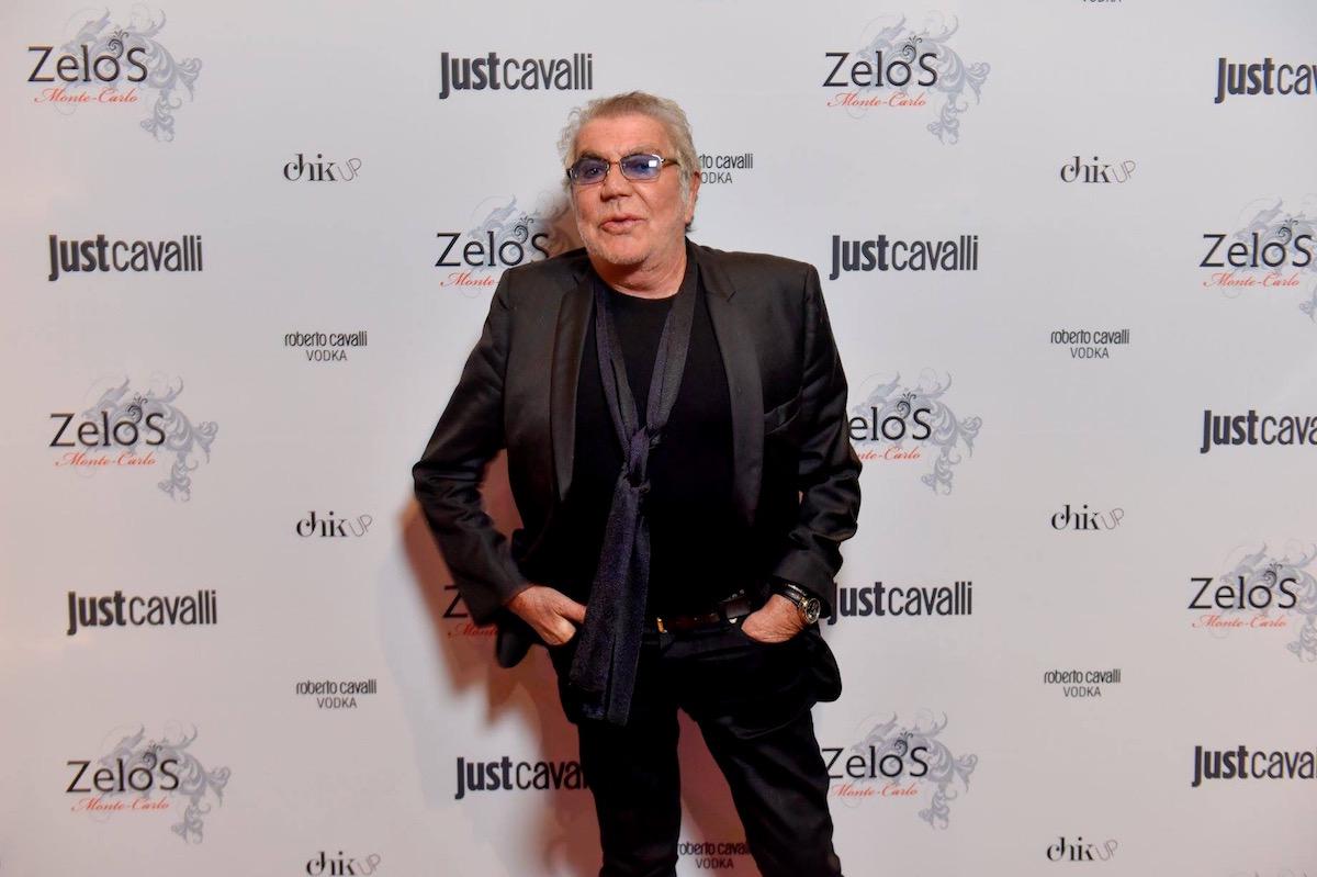 Roberto Cavalli at Zelo-s