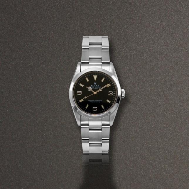 Rolex Explorer ref14270 con bracciale Oyster