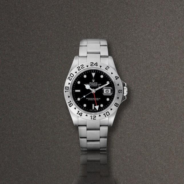 Rolex Oyster Perpetual Explorer ref 16570