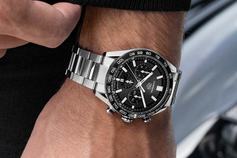 Carrera by Tag Heuer