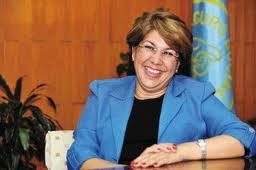 Presidenta Ejecutiva CCSS