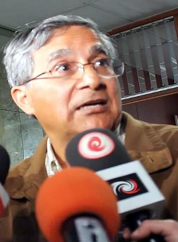 Juramentado Mario Devandas Brenes en la nueva Junta Directiva de la CCSS