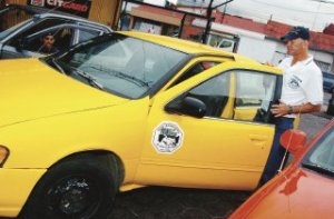 Taxistas Piratas_Paco