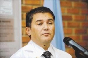 Dr Douglas Montero Chacón
