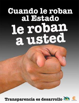 Funcionarios corruptos de la Administración Pública, irán a la cárcel, según esta iniciativa.