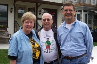 Volunteers in Action – Christie and Keith Campbell
