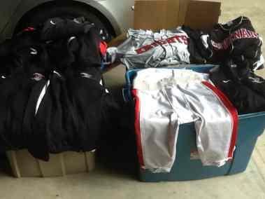 Covenant School uniform donation