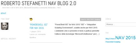 Blog Bob 2.0