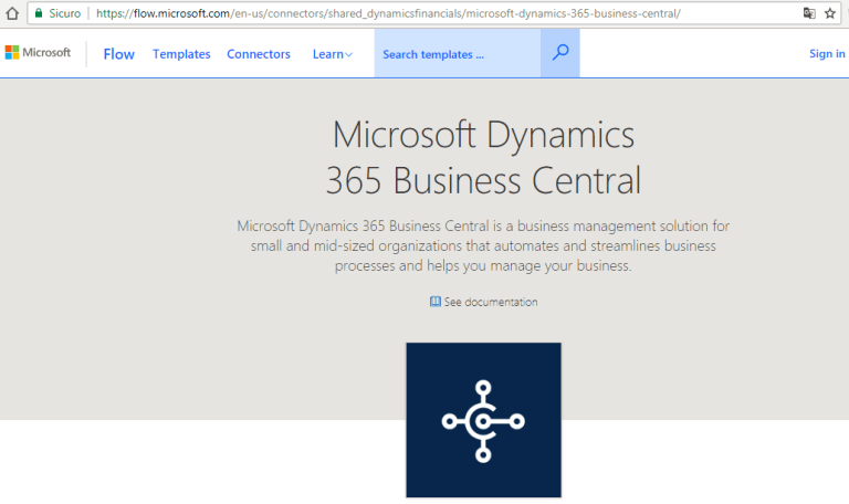 Business central ready to use microsoft flow templates microsoft it is also possible to propose own templates to microsoft if they are valid and interesting they could be published accmission Image collections