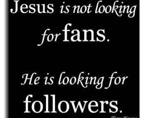 June 14 – Are you a Jesus Fan or Believer?