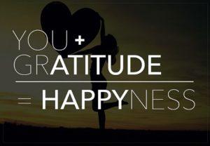 December 28 – I resolve to…Be Grateful