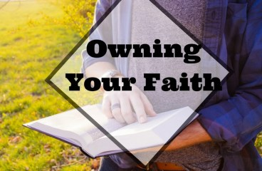 August 13 – Owning Your Path