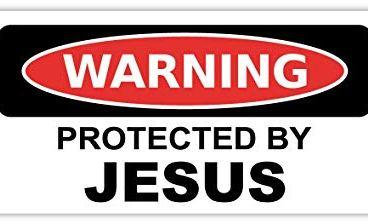 Dec 25 – Warning Labels: Jesus