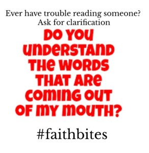 Feb 12 – Am I Reading You Right?