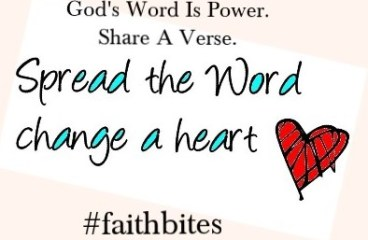 Feb 27 – Share The Word