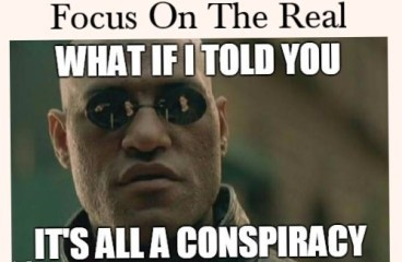 May 11 – It's A Conspiracy