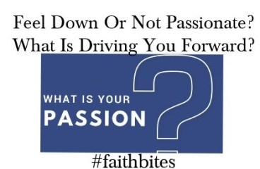 Oct 29 – What Is Your Passion?