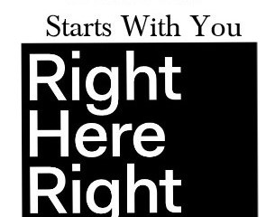 March 16 – Start Right Here