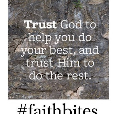 trust and do good
