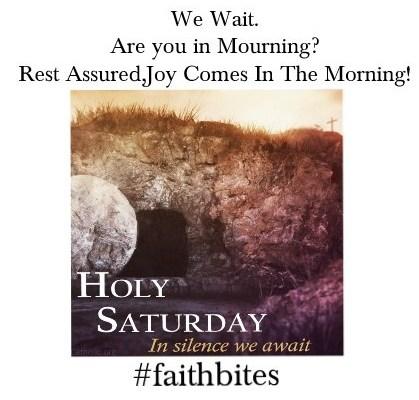 Holy Saturday