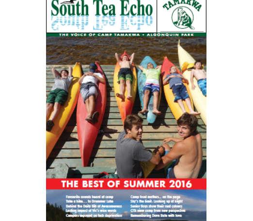 South Tea Echo - Algonquin Park