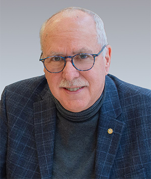 Bernie Farber, publisher of the Canadian Jewish Record. (Courtesy)