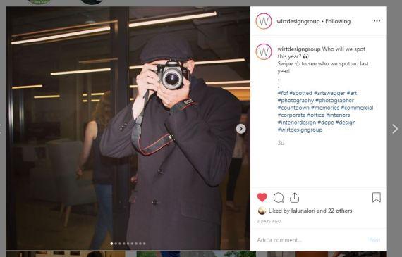 Robert-Schmolze-on-Wirt-Design-Instagram-Art-Swagger-2018