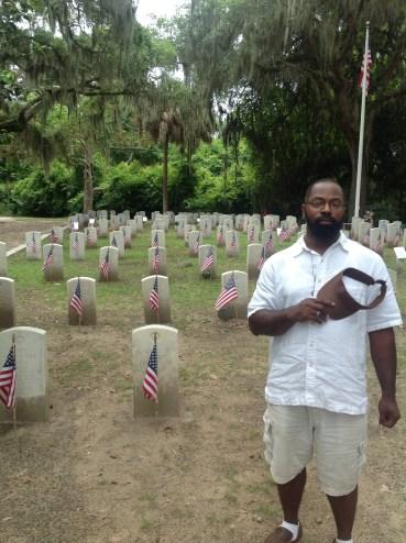 Bonaventure Cemetery; Veteran of World Wars