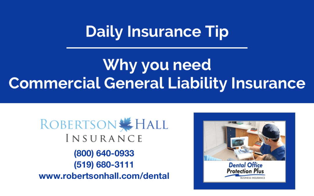 Why You Need Commercial General Liability Insurance When You Don't Own