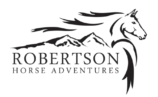 Robertson horse adventures logo