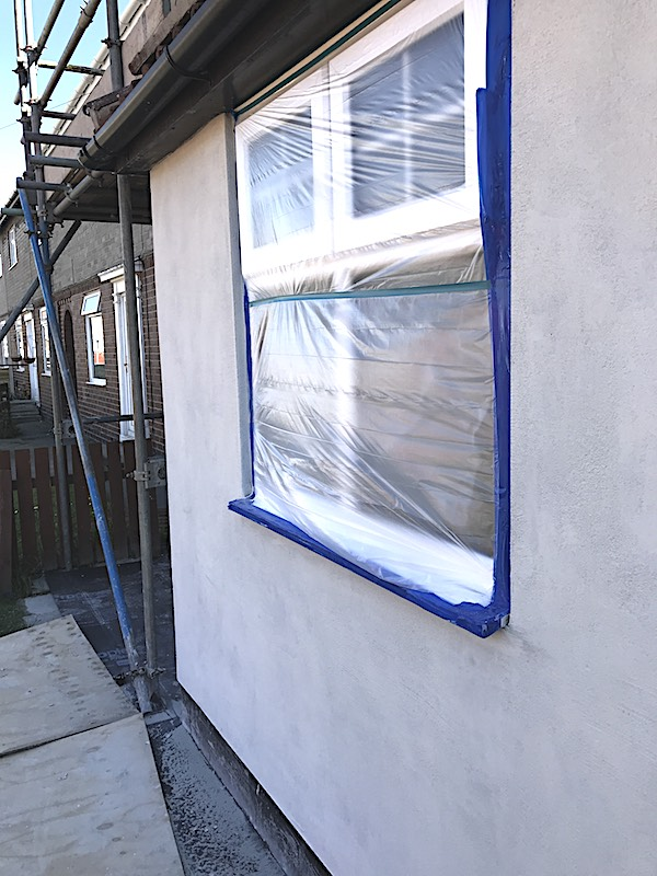 Outside render-windows protected